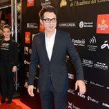 Berto Romero en la alfombra roja de los Premios Gaudí 2013