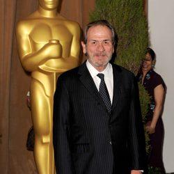 Tommy Lee Jones en el almuerzo de los nominados a los Oscar 2013