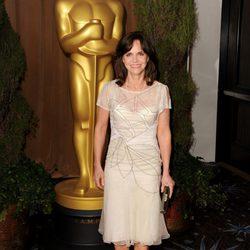 Sally Field en el almuerzo de los nominados a los Oscar 2013