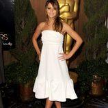 Jennifer Lawrence en el almuerzo de los nominados a los Oscar 2013