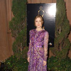Amy Adams en el almuerzo de los nominados a los Oscar 2013