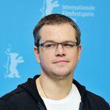 Matt Damon en la presentación de 'Tierra prometida' en la Berlinale