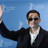 Won Kar-Wai en la presentación de 'The Grandmasters' en la Berlinale