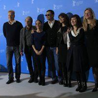 Miembros del jurado de la 63 edición de la Berlinale