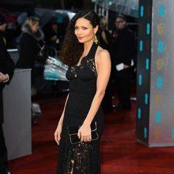 Thandie Newton en los BAFTA 2013