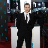 Tom Hiddleston en los BAFTA 2013