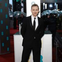 Tom Hiddleston en los BAFTA 2013