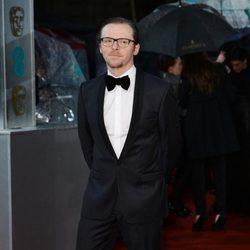 Simon Pegg en los BAFTA 2013
