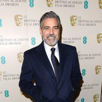 George Clooney en los BAFTA 2013