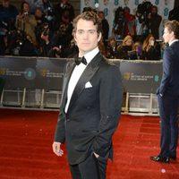 Henry Cavill en los BAFTA 2013