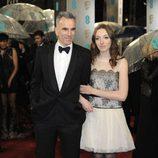 Daniel Day-Lewis en los BAFTA 2013