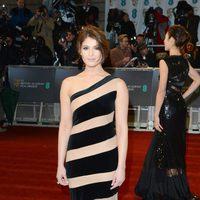 Gemma Arterton en los BAFTA 2013