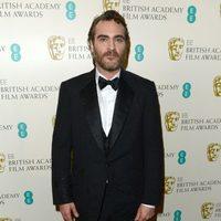 Joaquin Phoenix en los BAFTA 2013