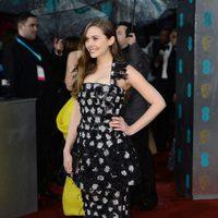 Elizabeth Olsen en los BAFTA 2013