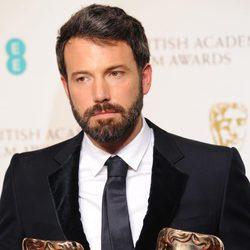 Ben Affleck ganador del premio al mejor director y a mejor película en los BAFTA 2013