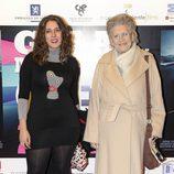 Pilar Bardem en la entrega de medallas del CEC 2013