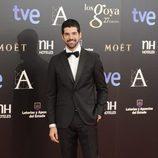 Miguel Ángel Muñoz en los Goya 2013