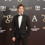 Jan Cornet en los Premios Goya 2013