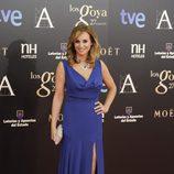 Mar Regueras en los Goya 2013