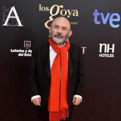 Emilio Gavira en los Goya 2013