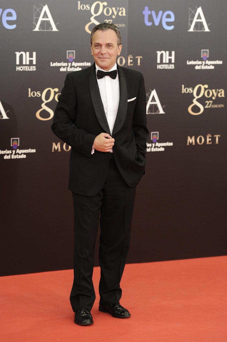 José Coronado en los Goya 2013