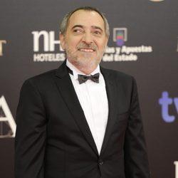 Enrique Villén en los Premios Goya 2013