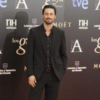 Hugo Silva en los Premios Goya 2013