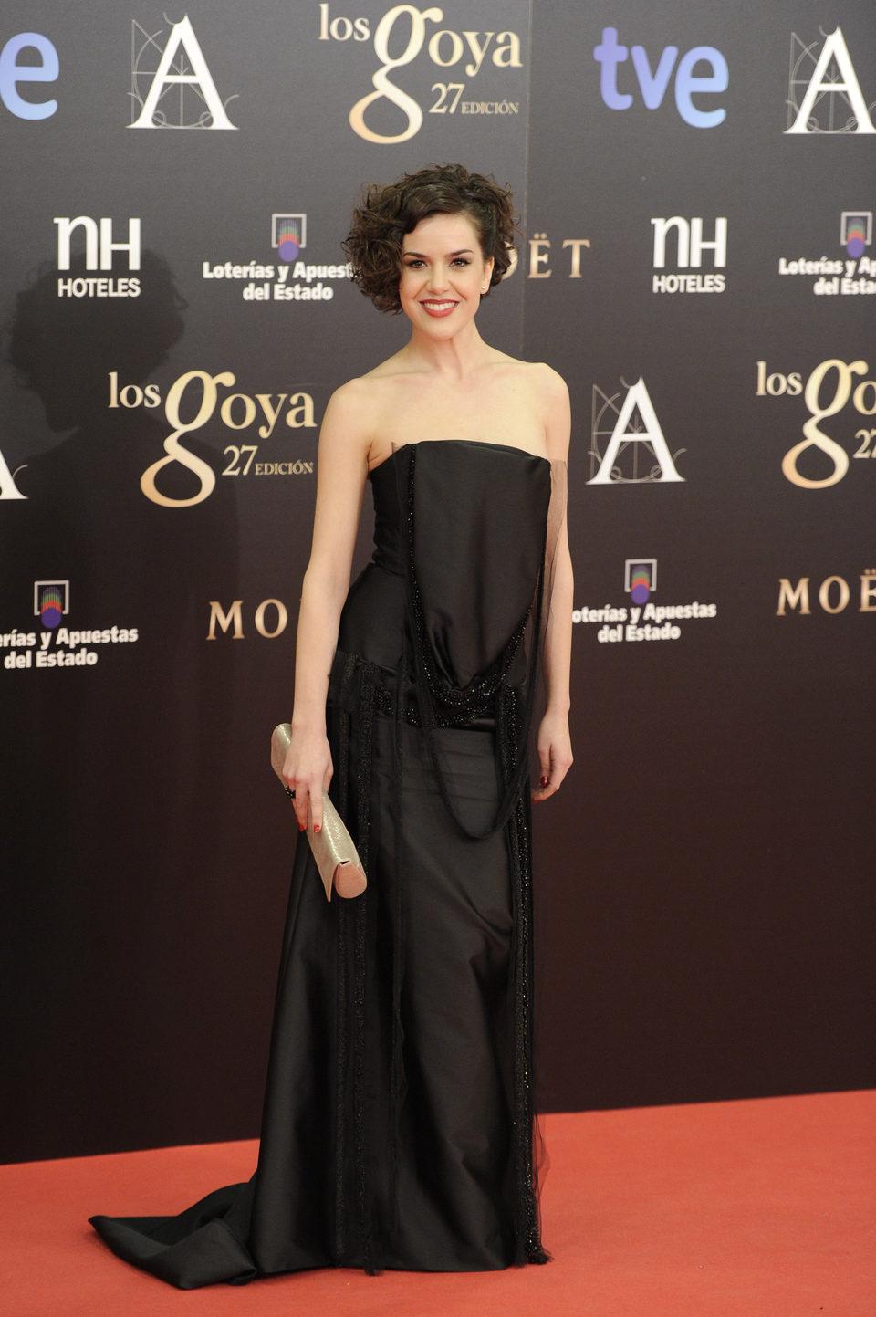Roko en los Premios Goya 2013