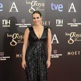 Ana Milán en los Goya 2013