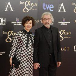 José Sacristán en los Premios Goya 2013