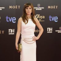 Marta Etura en los Goya 2013