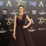 Ana Álvarez en los Goya 2013