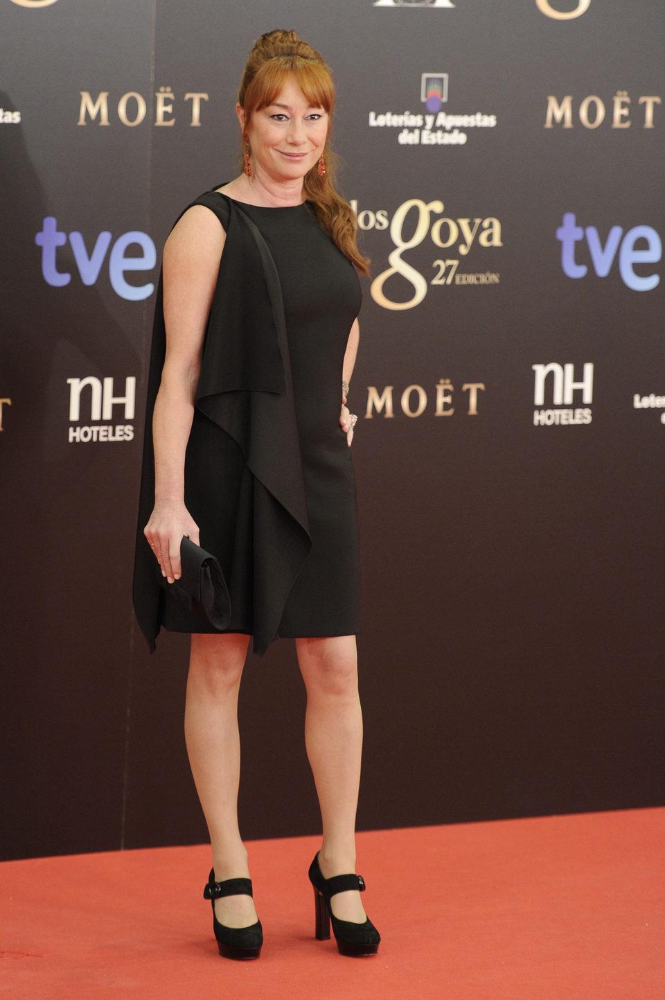 Gracia Querejeta en los Goya 2013