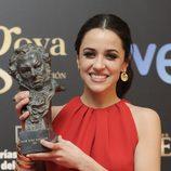 Macarena García, Mejor Actriz Revelación en los Goya 2013