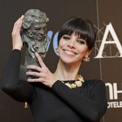 Maribel Verdú, Mejor Actriz en los Goya 2013