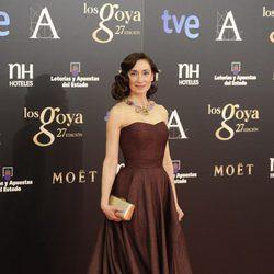Rosana Pastor en los Goya 2013