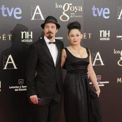 Fele Martínez en los Premios Goya 2013