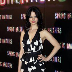 Rachel Korine presenta 'Spring Breakers' en Madrid
