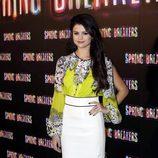 Selena Gomez presenta 'Spring Breakers' en Madrid