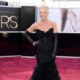 Tabatha Coffey en los Oscars 2013