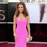 Maria Menounos en la alfombra roja de los Oscar 2013