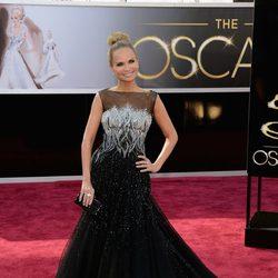 Kristin Chenoweth en los Oscar 2013