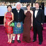 El padre de Seth MacFarlane en los Oscar 2013