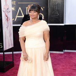 Octavia Spencer en los Oscar 2013