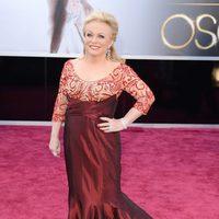 Jacki Weaver en los Oscar 2013
