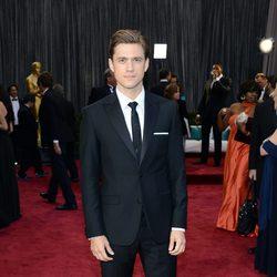 Aaron Tveit en los Oscar 2013