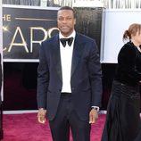 Chris Tucker en la alfombra roja de los Oscar 2013
