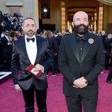 Paco Delgado en los Oscar 2013