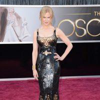 Nicole Kidman en los Oscar 2013