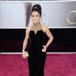 Salma Hayek en los Oscar 2103